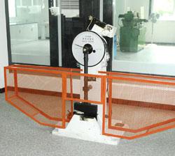 impact tester equipment